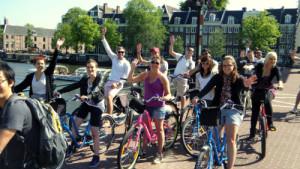tour biciletta
