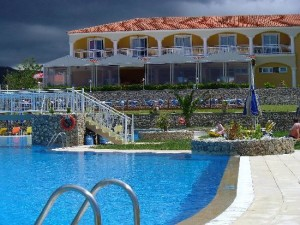 Athina Corfu apartaments