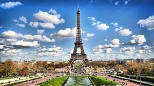 25 aprile a parigi