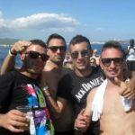 Festa in barca - IBIZA