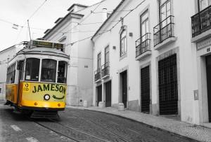 Lo storico tram 28