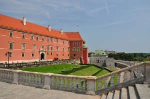 Varsavia, Castello Reale