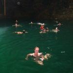 Cenote Messico
