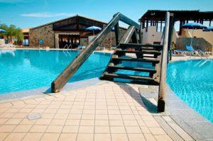 Divertimento e animazione bimbi in piscina