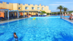 Marmorata Village - Sardegna - la piscina